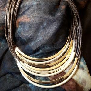 Lia sophia necklace Zipline